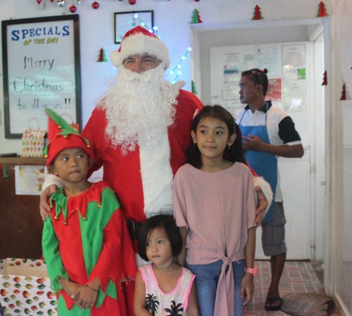 Santa at PGYC